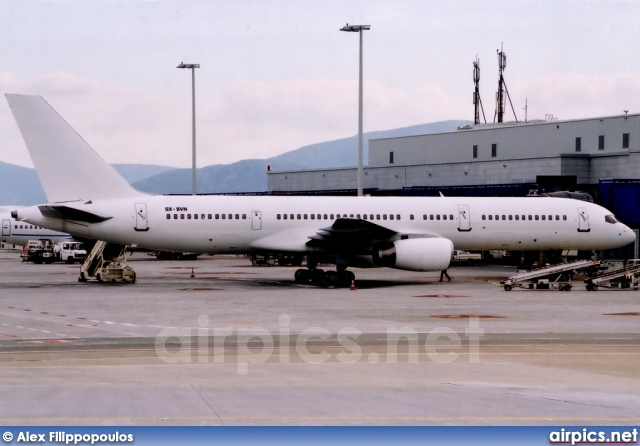 SX-BVN, Boeing 757-200, Untitled