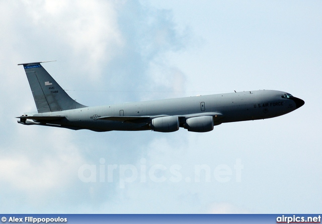 57-1488, Boeing KC-135-R Stratotanker, United States Air Force