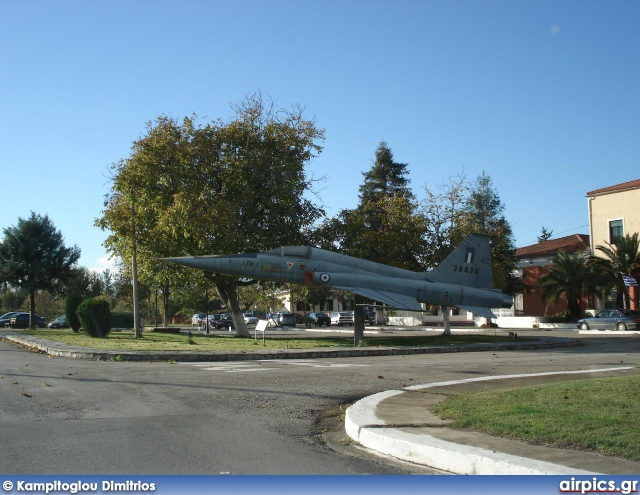 38430, Northrop F-5-A Freedom Fighter, Hellenic Air Force