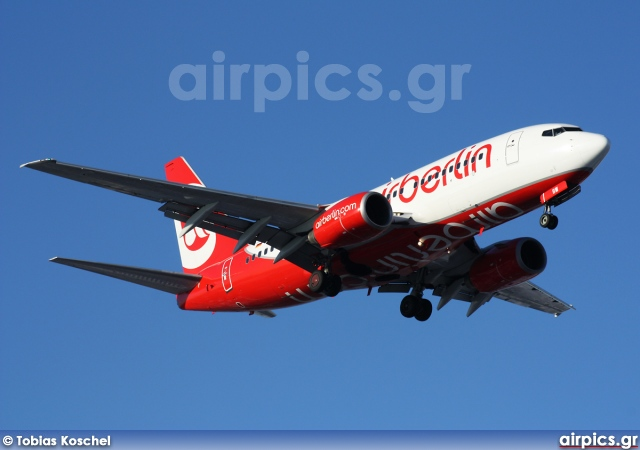 D-ABBW, Boeing 737-700, Air Berlin