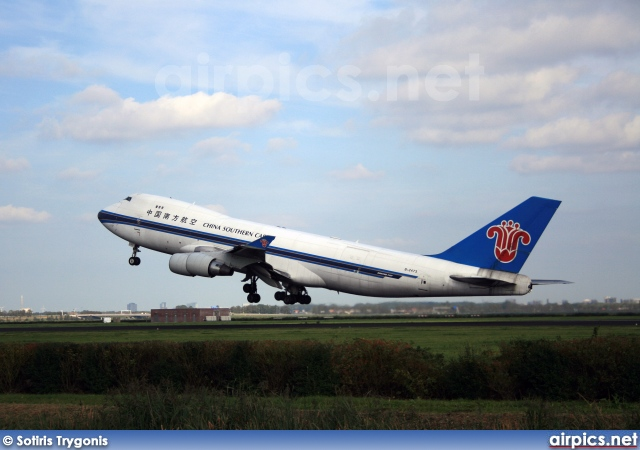 B-2473, Boeing 747-400F(SCD), China Southern Airlines