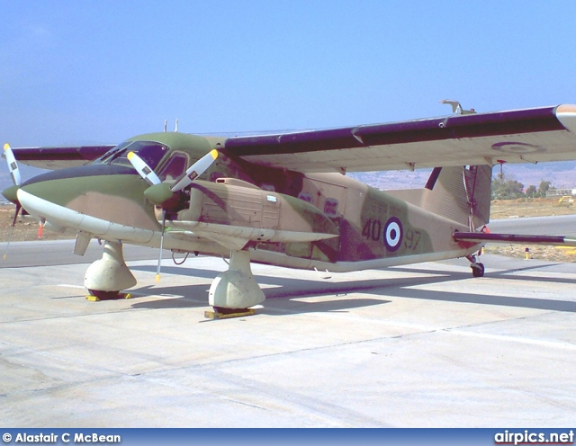 4097, Dornier  Do 28-D-2, Hellenic Air Force