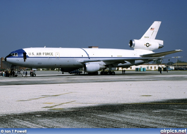 79-0434, McDonnell Douglas KC-10-A, United States Air Force