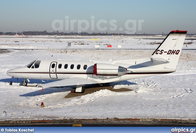 CS-DHQ, Cessna 550-Citation Bravo, NetJets Europe