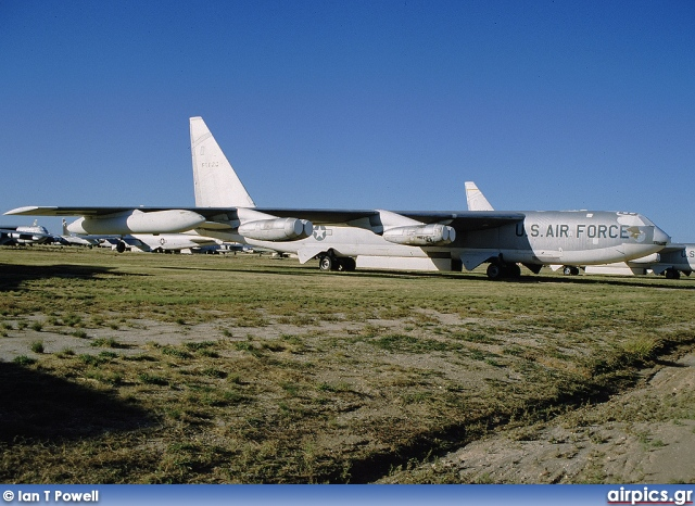 56-0620, Boeing NB-52-D Stratofortress, United States Air Force