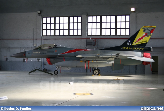 133, Lockheed F-16-C Fighting Falcon, Hellenic Air Force