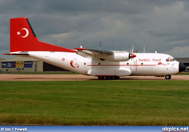 69-033, Transall C-160-D, Turkish Air Force