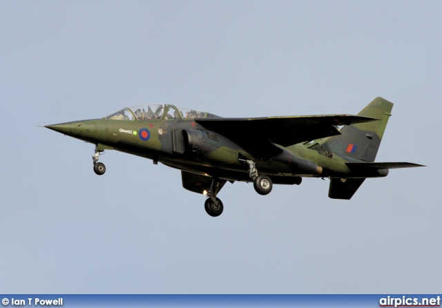 ZJ648, Dassault-Dornier Alpha Jet, Royal Air Force