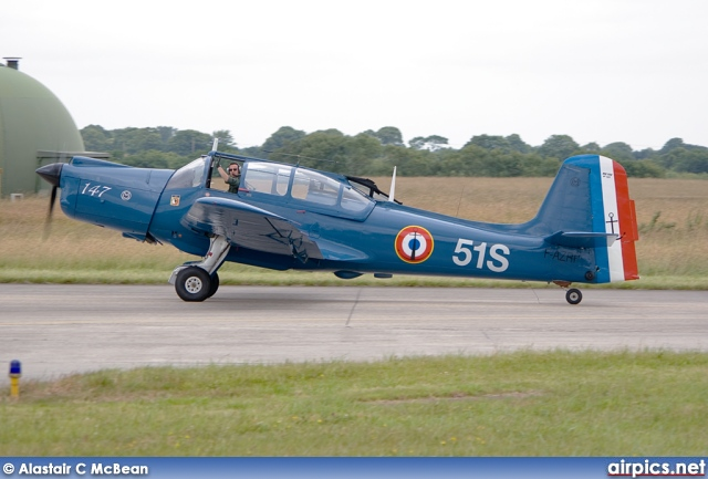 F-AZRP, Morane-Saulnier MS.733 Alcyon, Private