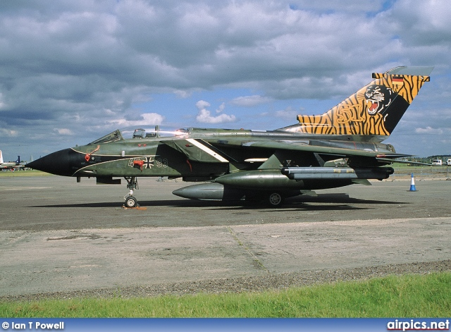 45-93, Panavia Tornado-IDS, German Air Force - Luftwaffe