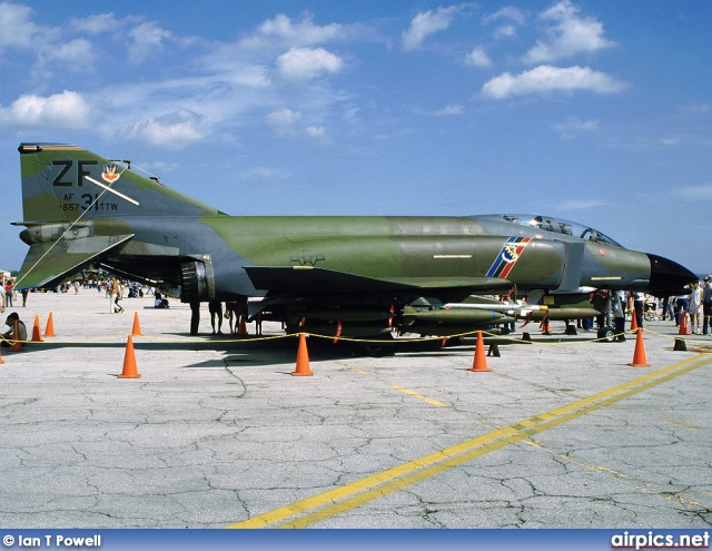65-0731, McDonnell Douglas F-4-D Phantom II, United States Air Force