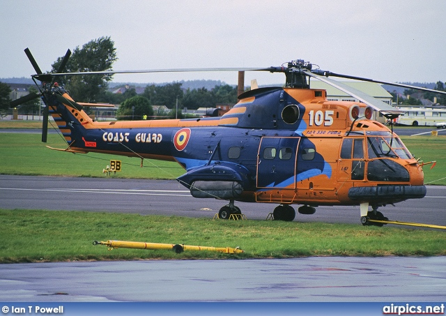 105, IAR 330-L Puma, Romanian Coast Guard
