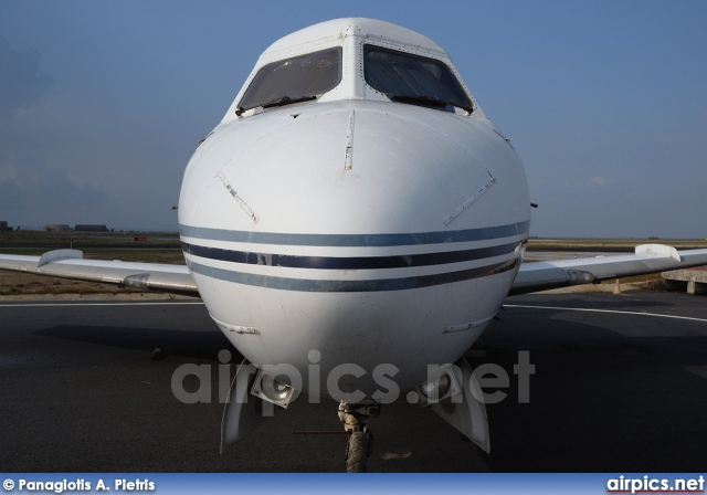 SX-BSS, British Aerospace BAe 125-3A, Private