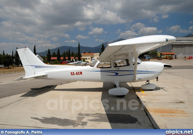 SX-ACW, Cessna (Reims) 172-P Hawk, Private