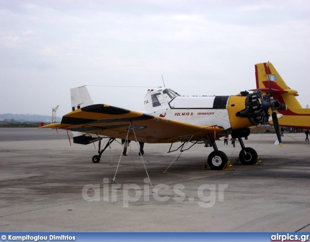 PZL-Mielec M-18-BS Dromader, Hellenic Air Force