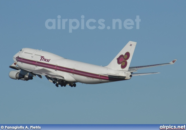 HS-TGM , Boeing 747-400, Thai Airways