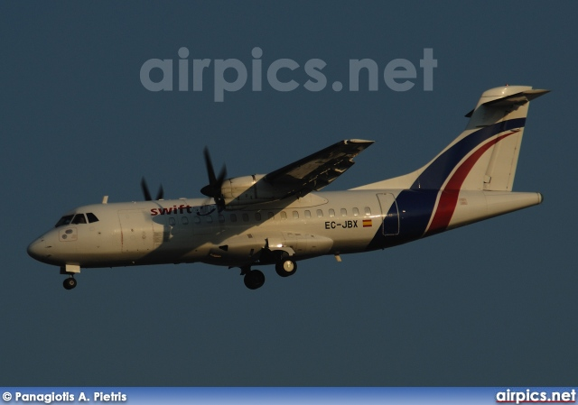 EC-JBX, ATR 42-300, Swiftair