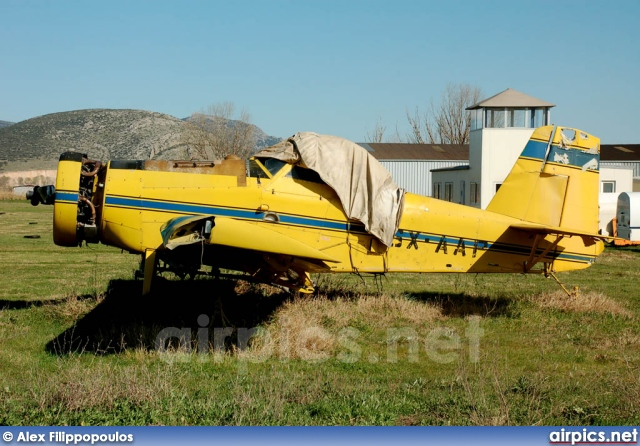 SX-AAP, Air Tractor AT-301-A, Agrionic