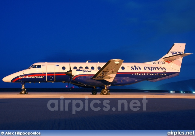 SX-ROD, British Aerospace JetStream 41, Sky Express (Greece)
