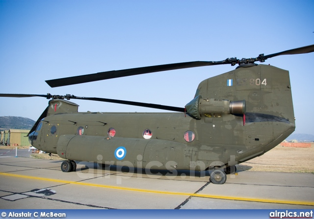 ES904, Boeing CH-47-D Chinook, Hellenic Army Aviation