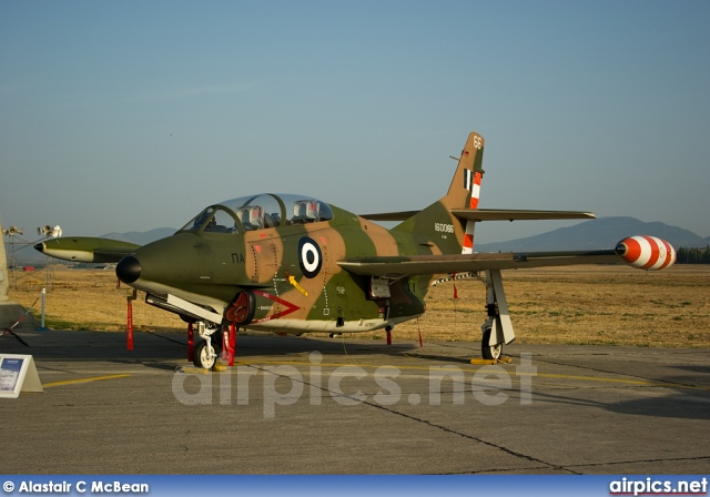 160066, North American T-2-E Buckeye, Hellenic Air Force