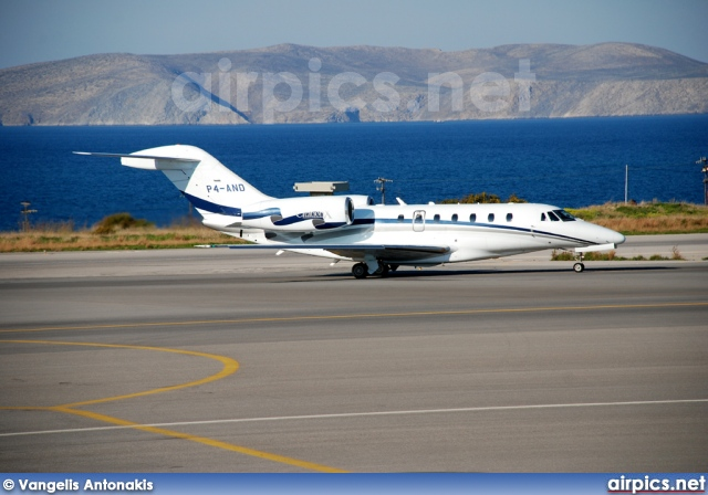 P4-AND, Cessna 750-Citation X, Untitled
