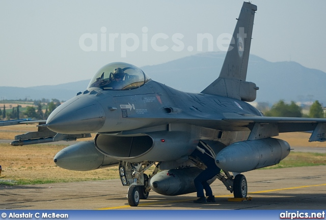 J-641, Lockheed (Fokker) F-16-AM Fighting Falcon, Royal Netherlands Air Force