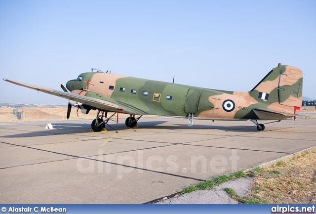 492622, Douglas C-47-A Skytrain, Hellenic Air Force
