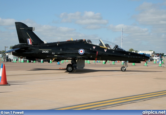 ZK010, British Aerospace (Hawker Siddeley) Hawk-Mk.128, Royal Air Force