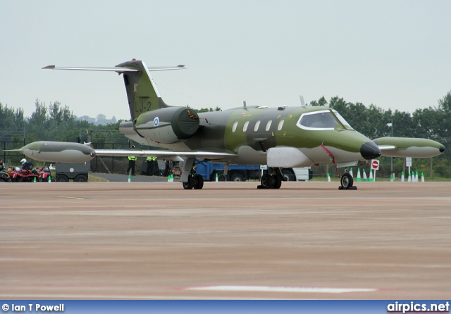 LJ-2, Bombardier Learjet 35-A, Finnish Air Force