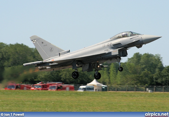 C.16-22, Eurofighter Typhoon, Spanish Air Force