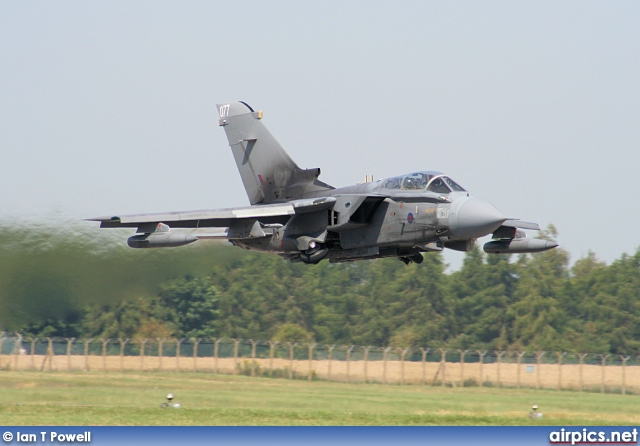 ZD707, Panavia Tornado-GR.4, Royal Air Force