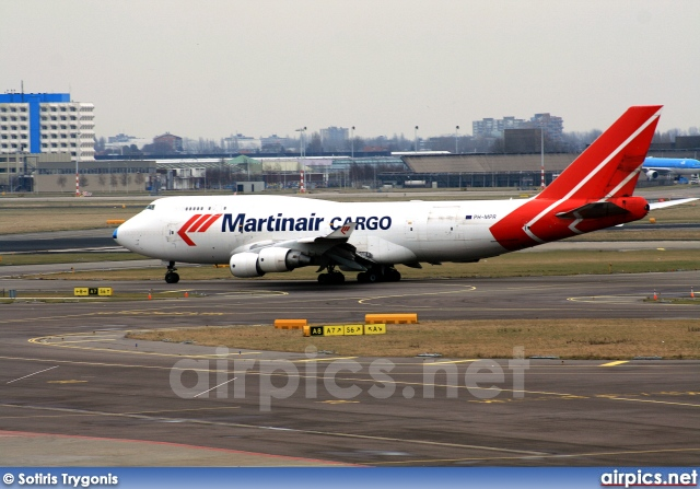 PH-MPR, Boeing 747-400(BCF), Martinair
