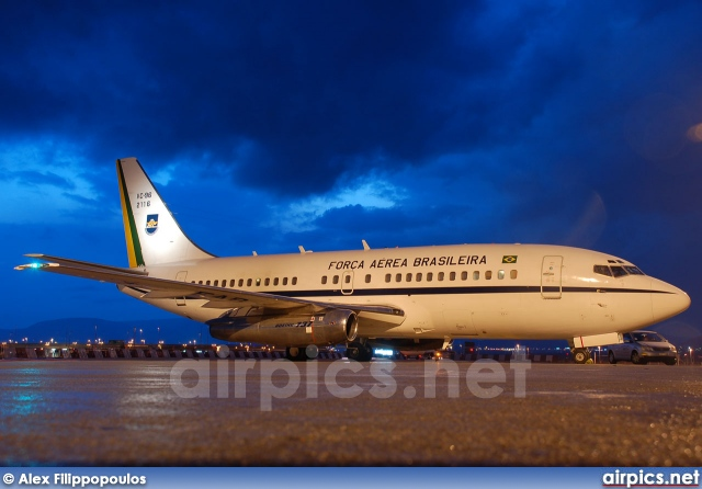 2116, Boeing VC-96 (737-200Adv), Brazilian Air Force