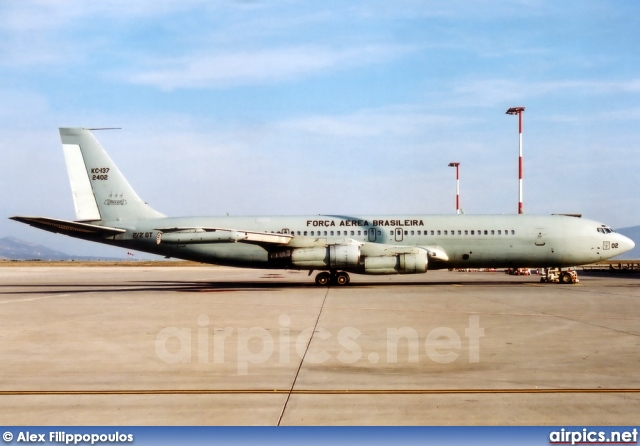 2402, Boeing 707-300B(KC), Brazilian Air Force