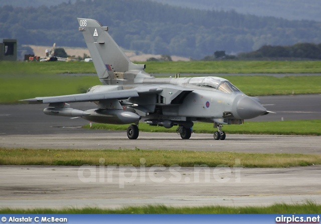 ZA601, Panavia Tornado-GR.4, Royal Air Force
