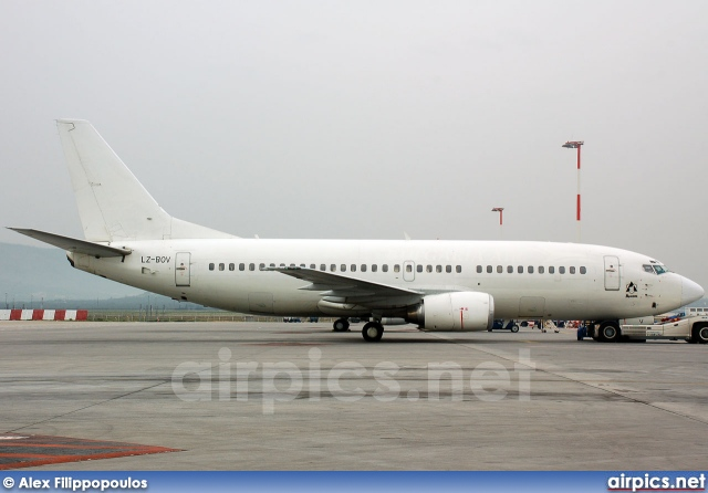 LZ-BOV, Boeing 737-300, Untitled