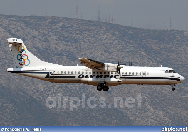 SX-BIL, ATR 72-200, Olympic Airlines