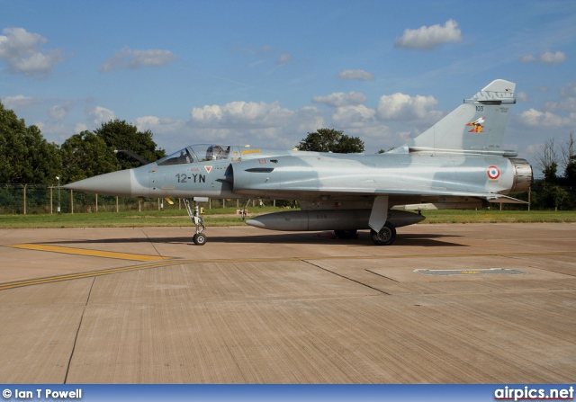 103, Dassault Mirage 2000-C, French Air Force