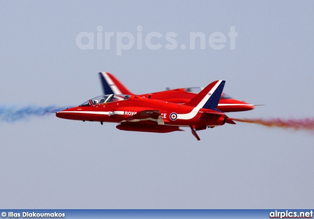 XX253, British Aerospace (Hawker Siddeley) Hawk-T.1, Red Arrows