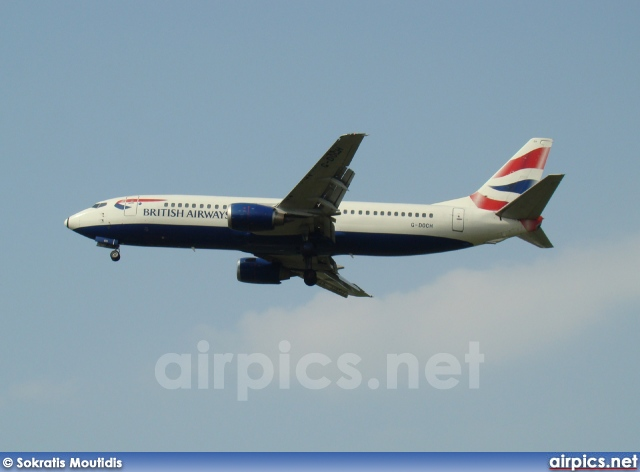 G-DOCH, Boeing 737-400, British Airways