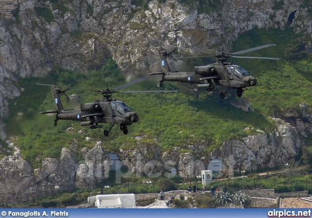 1001, Boeing (McDonnell Douglas-Hughes) AH-64-A Apache, Hellenic Army Aviation