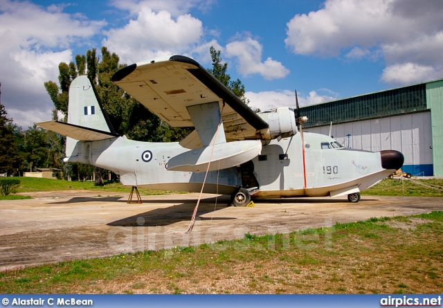 517190, Grumman HU-16-B(ASW) Albatross, Hellenic Air Force