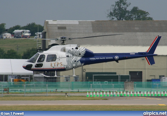 ZJ635, Aerospatiale (Eurocopter) AS 355-F1 Twin Squirrel, Royal Air Force