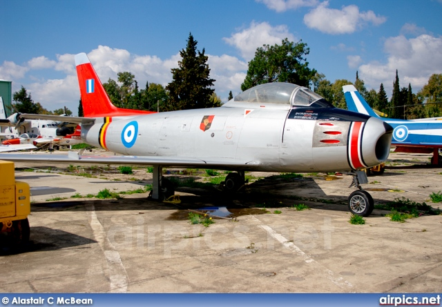 19199, Canadair CL-13 Sabre-Mk.2, Hellenic Air Force