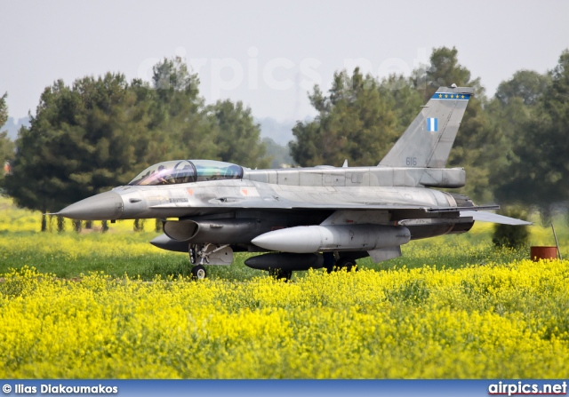 616, Lockheed F-16-D Fighting Falcon, Hellenic Air Force