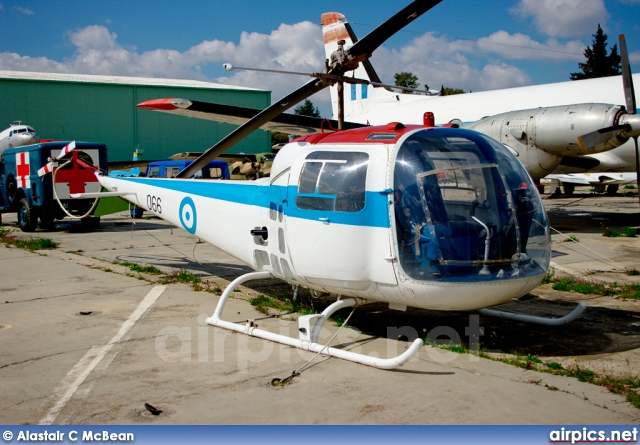 066, Bell 47-J-2, Hellenic Air Force