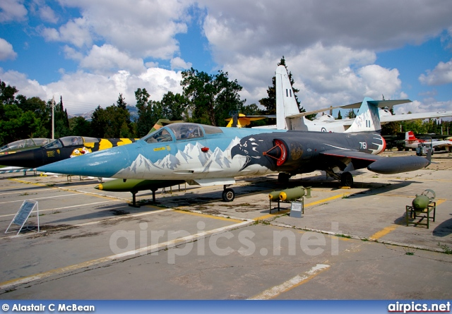 7151, Lockheed F-104-G Starfighter, Hellenic Air Force