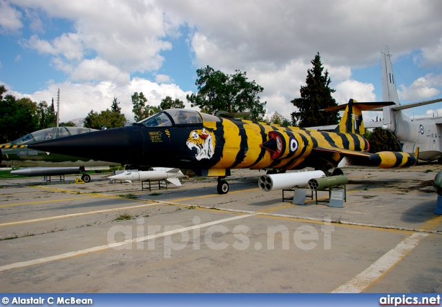 32720, Lockheed F-104-G Starfighter, Hellenic Air Force