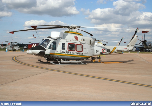 MM81507  , Agusta Bell AB-412-HP, Guardia di Finanza